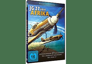 JAGDGESCHWADER ÜBER AFRIKA-LUFTKRIEG NORDAFRIKA DVD