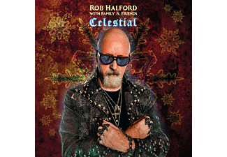Rob Halford with Family and Friends - CELESTIAL  - (CD)