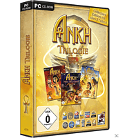 Ankh - Collectors Edition - [PC]