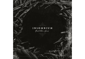 Insomnium - Heart Like A Grave (LP + CD)