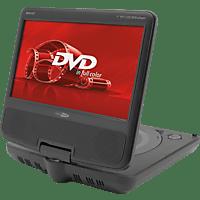 CALIBER MPD107 Portabler DVD spieler, Schwarz