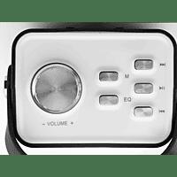 CALIBER HPG331BT Bluetooth Lautsprecher, Schwarz
