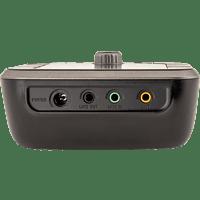 CALIBER HDAB10 DAB Radio, DAB+, FM, BluetoothNein, Schwarz