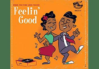 VARIOUS - Feelin' Good  - (CD)