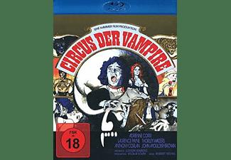 Circus der Vampire - Hammer Edition Nr. 27 Blu-ray
