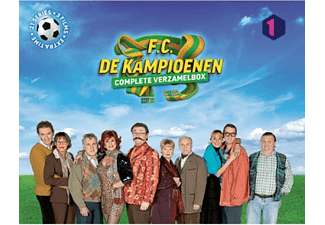 F.C. De Kampioenen Collection Intègrale DVD