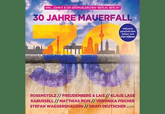 VARIOUS - 30 Jahre Mauerfall  - (CD)