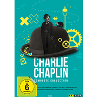 Charlie Chaplin - Complete Collection DVD