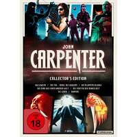 John Carpenter Collector's Edition DVD