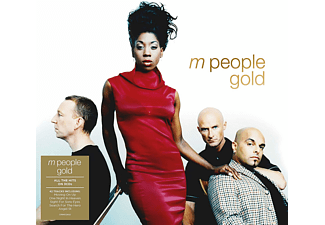M People - GOLD  - (CD)