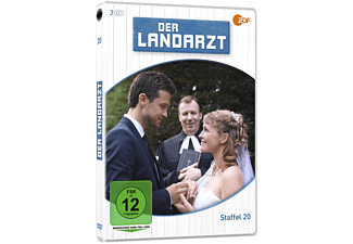 Der Landarzt - 20.Staffel DVD