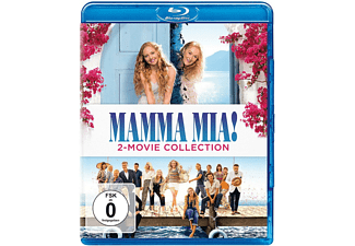 Mamma Mia!-2-Movie Collection Blu-ray