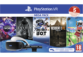 PLAYSTATION VR Mega Pack II