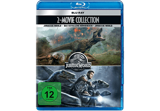 Jurassic World-2-Movie Collection Blu-ray