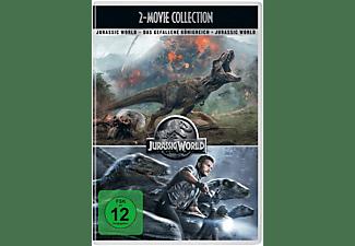 Jurassic World-2-Movie Collection DVD