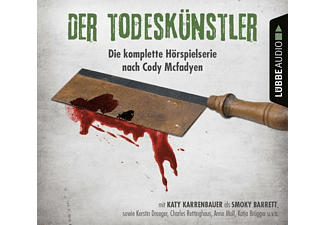 Cody Mcfadyen - Der Todeskünstler-Teil 1-Teil 4  - (CD)