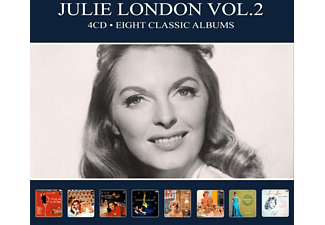 Julie London - EIGHT CLASSIC (DIGI)  - (CD)