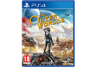 PS4 - The Outer Worlds /F