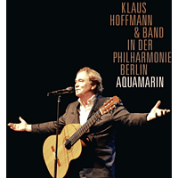 Klaus Hoffmann & Band - In der Berliner Philharmonie-Aquamarin [CD]