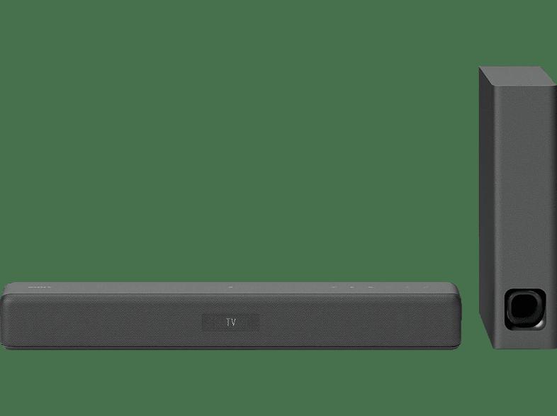 SONY HT-MT500, Soundbar, Schwarz