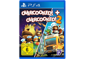 Overcooked! + Overcooked! 2 - [PlayStation 4]