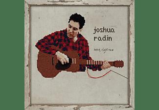 Joshua Radin - Here,Right Now  - (Vinyl)