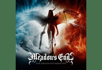 Meadows End - The Grand Antiquation (Red Vinyl)  - (Vinyl)
