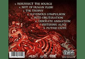 Evoked - RAVENOUS COMPULSION  - (CD)