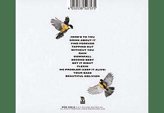 Issues - BEAUTIFUL OBLIVION  - (CD)