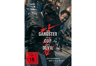 The Gangster, The Cop, The Devil DVD