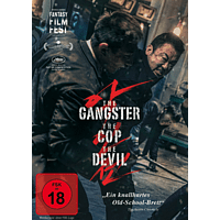 The Gangster, The Cop, The Devil [DVD]