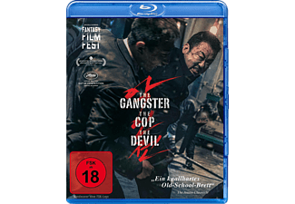 The Gangster, The Cop, The Devil Blu-ray