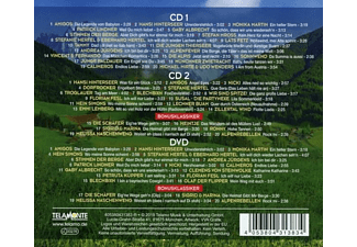 VARIOUS - Volksmusik 2019  - (CD + DVD Video)