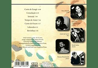 Mara Minjoli, Joao Luis - AFRO SAMBAS  - (CD)
