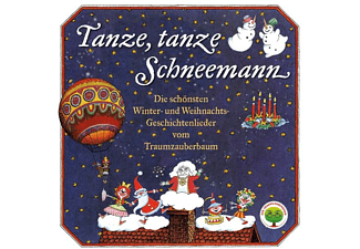 Reinhard Lakomy - Tanze,tanze Schneemann  - (CD)