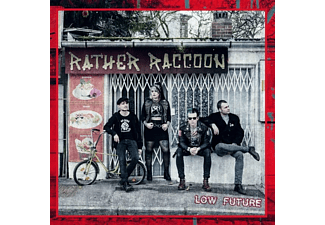 Rather Racoon - Low Future - (CD)