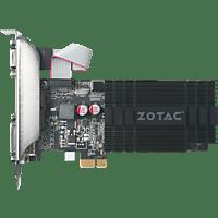 ZOTAC GeForce GT 710 Zone (ZT-71304-20L) (NVIDIA, Grafikkarte)