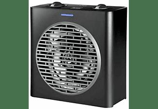 Calefactor - Black & Decker BXSH2003E, Termoventilador, 2000W, Negro
