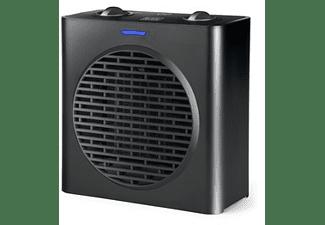 Calefactor - Black & Decker BXSH1500E, Cerámica, Termoventilador, 1500W, Negro