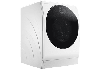 LG SIGNATURE LSWD100W TwinWash Waschtrockner + Mini-Waschmaschine Weiß