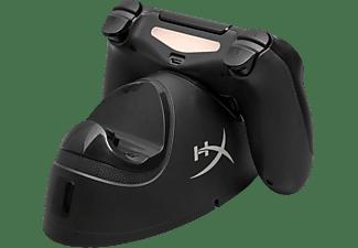 HYPERX ChargePlay™ Duo - PS4 Controller Ladegerät, Zubwehör für PS4, Schwarz