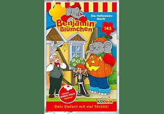 Various - Benjamin Blümchen (143) - Die Halloween-Nacht  - (MC)