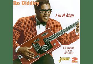 Bo Diddley - I AM A MAN  - (CD)