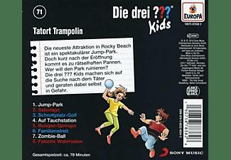 Die Drei ??? Kids - 071/Tatort Trampolin  - (CD)