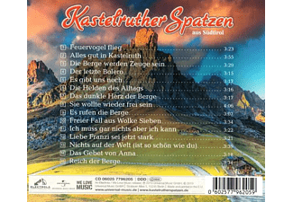 Kastelruther Spatzen - Feuervogel  flieg  - (CD)
