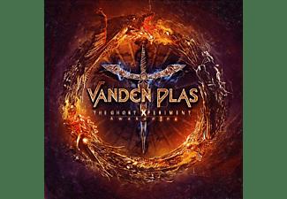 Vanden Plas - The Ghost Xperiment-Awakening (Gtf/Black/180g/LP)  - (Vinyl)