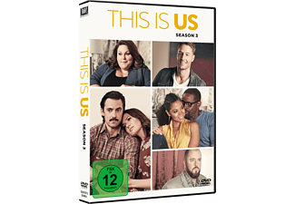This Is Us - Staffel 3 DVD