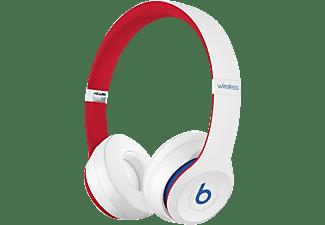 BEATS Solo 3 Club Collection, On-ear Kopfhörer Bluetooth Clubweiß