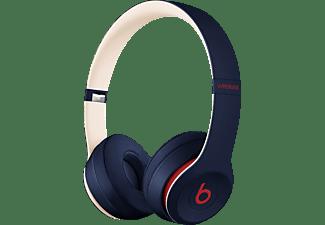 BEATS Solo 3 Club Collection, On-ear Kopfhörer Bluetooth Clubnavy