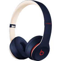 BEATS Solo 3 Club Collection, On-ear Kopfhörer Bluetooth Clubnavy